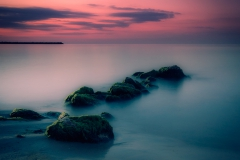 Dawn by the Sea - Varna, Bulgaria