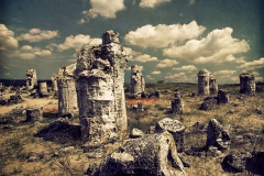 The Stone Forest - Varna, Bulgaria