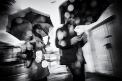 Duet for Two Umbrellas